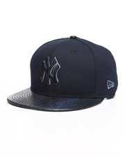 New Era - 9Fifty New York Yankees Snakeskin Sleek Snapback Hat-2250951