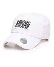 Dad Hats - Vintage Triple Savage Dad Cap-2250108