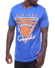 Mitchell & Ness - NEW YORK KNICKS Final Seconds SS Tee-2251469