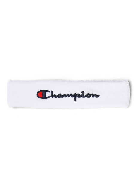 Buy Champion Terry Headband Men s Hats from Champion. Find Champion ... 557a4b8eabe