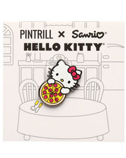 Jewelry & Watches - Sanrio - Hello Kitty Pizza Pin-2252318