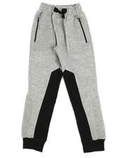 Sizes 8-20 - Big Kids - Cut & Sewn Fleece Joggers (8-20)-2251166