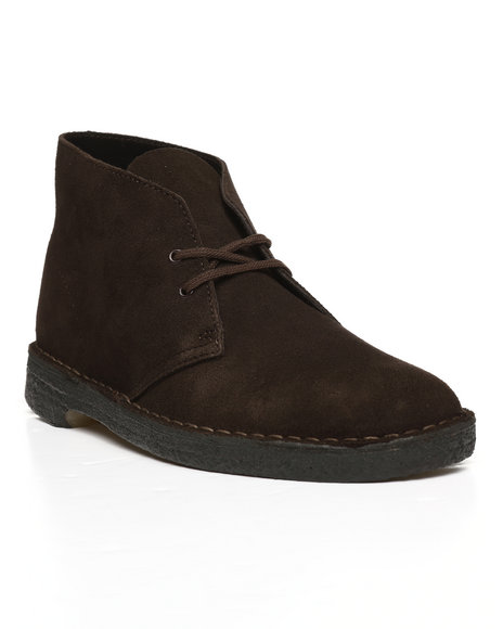 Clarks - Desert Suede Boots