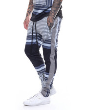 Eternity BC / AD - Square Track Pants-2253079