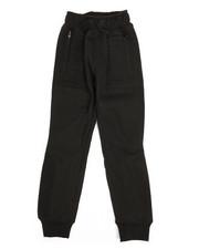 Sizes 8-20 - Big Kids - Cut & Sewn Fleece Joggers (8-20)-2250852