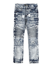 Boys - Motto Distressed Jeans (8-20)-2251236