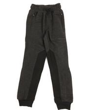Sizes 8-20 - Big Kids - Cut & Sewn Fleece Joggers (8-20)-2251149