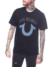 True Religion - APP DENIM SS CREW NECK TEE-2253195