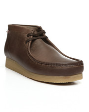 Clarks - Stinson Hi Oily Leather Boots-2252869