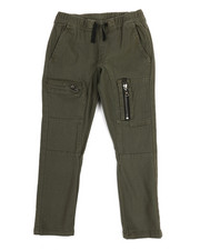 Boys - Stretch Twill Zip Pocket Pants (4-7)-2251310