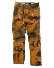 Jeans - Moto Distressed Jeans (4-7)-2251901