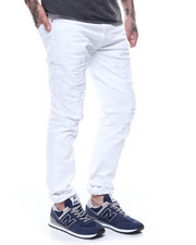 Pants - Distressed Twill Pant-2251842