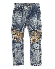 Boys - Motto Distressed Jeans (4-7) -2251220