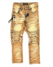 Jeans - Stretch Moto Jeans (4-7)-2251906