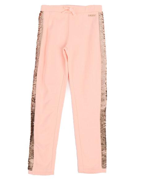 DKNY Jeans - Flip Sequin Joggers (7-16)