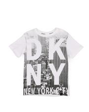 DKNY Jeans - Jumbo Tron Tee (4-7)-2249734