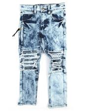 Jeans - Stretch Moto Jeans (4-7)-2251196