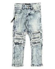Jeans - Stretch Moto Jeans (4-7)-2251837
