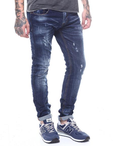 Buyers Picks - Worn Indigo Jean