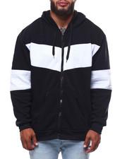 Light Jackets - Fleece MT Zip Hoodie (B&T)-2253598