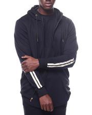 Light Jackets - Full Zip Hood w Gold Tape by WT 02-2253463