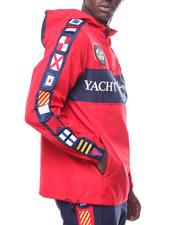 Light Jackets - Yacht Club Anorak-2253342
