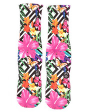 SAVVY SOX - Tropical Butterfly Socks-2251929