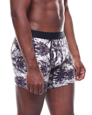 Loungewear - Faded Skull Tie Dye Boxer Briefs-2250673