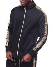Track Jackets - Greek Key Track Jacket-2253480