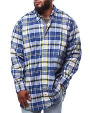 Big & Tall Faves - L/S Woven Shirt (B&T)-2253650