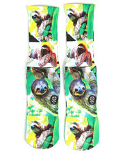 DRJ SOCK SHOP - Sloth Socks-2251944