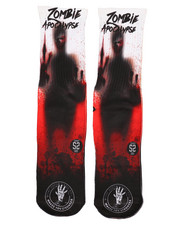 SAVVY SOX - Zombies Socks-2251940