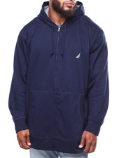 Nautica - Fleece Full Zip Hoodie (B&T)-2254499