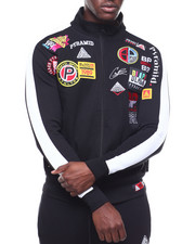 Track Jackets - FUTURE PATCH TRACK JACKET-2253445