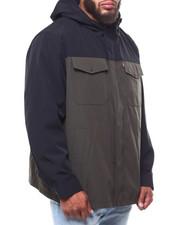 Levi's - 2 Pocket Arctic Cloth Rain Jacket (B&T)-2253583
