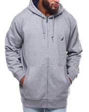 Nautica - Fleece Full Zip Hoodie (B&T)-2254508