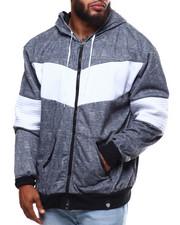 Big & Tall - Fleece MT Zip Hoodie (B&T)-2254523