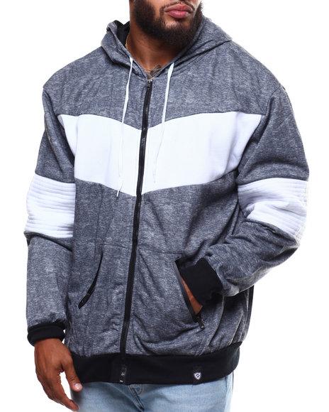 Buyers Picks - Fleece MT Zip Hoodie (B&T)