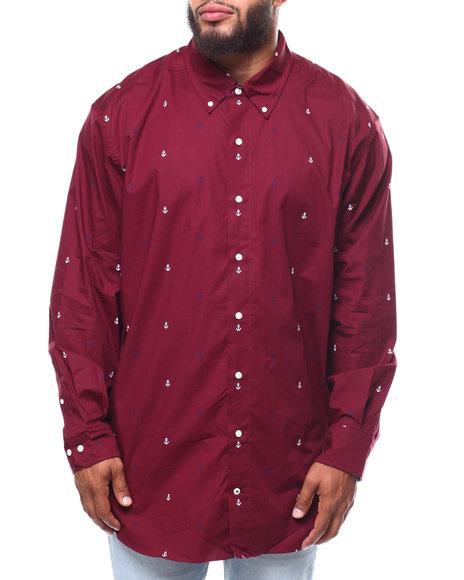 Nautica - L/S Woven Shirt (B&T)