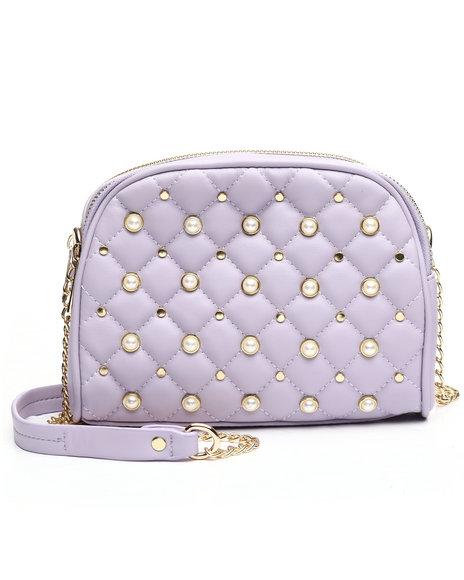 Fashion Lab - Crossbody w/Pearls