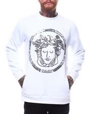 Buyers Picks - Sequin Medusa Face Crewneck Sweatshirt-2255103