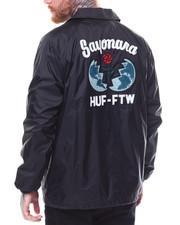 HUF - SAYANORA COACHES JACKET-2253401