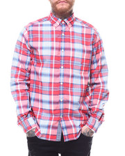 Nautica - Tartan Plaid Buttondown Shirt-2255115
