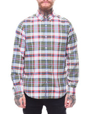 Nautica - Tartan Plaid Buttondown Shirt-2255128