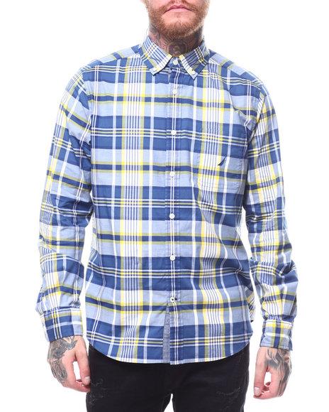 Nautica - Tartan Plaid Buttondown Shirt