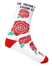 DRJ SOCK SHOP - Bloom Crew Socks-2251949