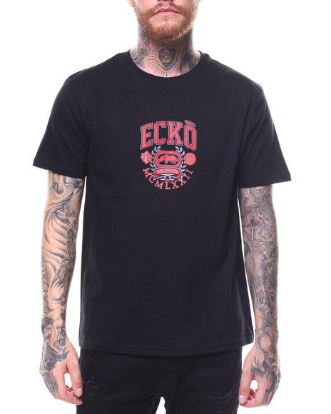 Ecko - Graphic Cotton Crew T-Shirt