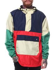 Elbowgrease - Color Block Anorak-2255278