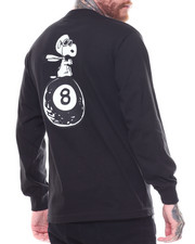 HUF - SNOOPY FLYING ACE L/S TEE-2254239