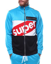 Track Jackets - Super Color Block Track Jacket-2255144